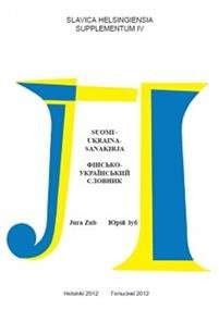 Suomi-ukraina-sanakirja