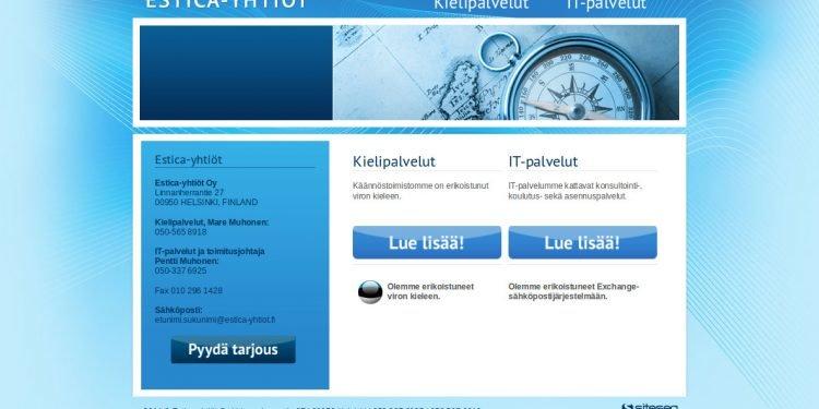 Estica-yhtiöt Oy